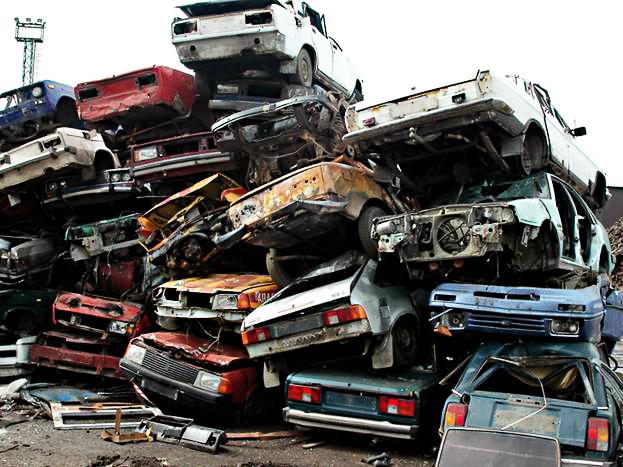 Где можно сдать машину на утилизацию